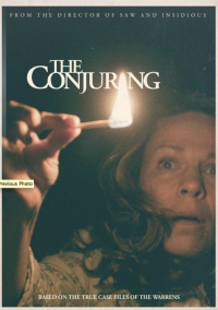 Movie of the month is the conjuring, a horror movie, must watch!